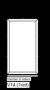 VEKA 82 langai